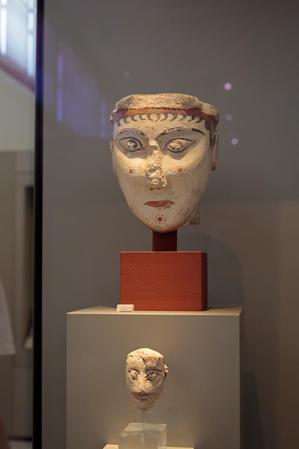 面 アテネ国立考古学博物館より -3-  - 鴉の独りごと