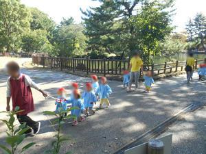 秋の遠足 - あけぼの保育園ブログ