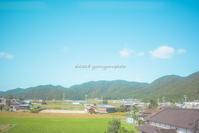 秋の入り口の空。 - Yuruyuru Photograph