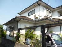 松山市Y様邸外壁塗装工事 - 有限会社池田建築ホーム 家づくりと日々のできごと♪