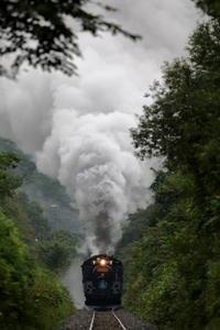 煙のピークを過ぎて - 蒸気屋が贈る日々の写真-exciteVer