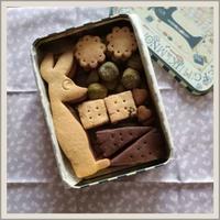 久しぶりのクッキー缶と季節のタルト。◆by アン@トルコ - BAYSWATER