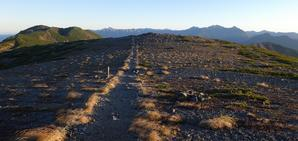 秋の乗鞍岳 ②/素晴らしき朝めし前 - そらいろのパレット
