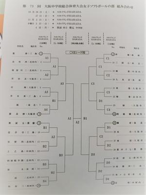 大阪中学秋季大会 - Tax-accountant-office ソフトボールブログ