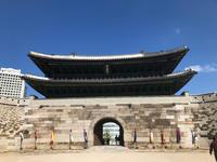 韓国就職事情最低賃金ソウルの門 - 浦安フォト日記