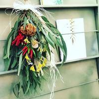 大人気!スワッグワークシップ - さにべるスタッフblog     -Sunny Day's Garden-