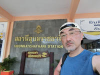 【タイ国鉄の旅】ウボン〜スリン編 - イ課長ブログ