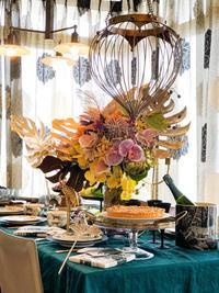 モロッコテーブルコーディネート講座 - Table & Styling blog
