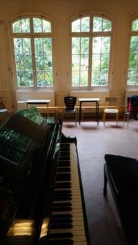 練習室 - パリの音