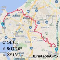 九州オルレ  福岡・新宮コース ハイキング - Hstudio
