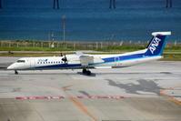 普段いない飛行機 - 南の島の飛行機日記