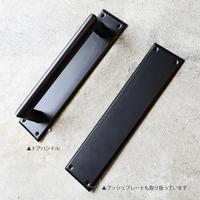 おすすめ☆アイアンハンドル&プッシュプレート - hammock
