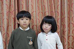 10月のお誕生会。ー2019年度ー - 陽だまりの小窓 - 菊の花幼稚園保育のようす