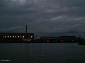 工場夜景 -