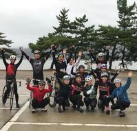 2019秋の丹後半島グルメサイクリング無事に完走されました! - クロモリフレームにこだわるBellatte