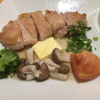 18日 チキンのバターレモンソテー@おぼんでごはん - 香港と黒猫とイズタマアル2