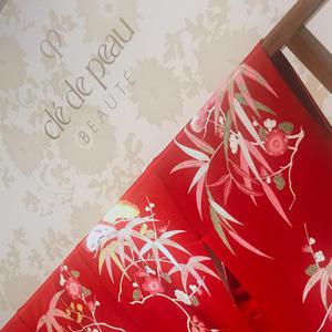 クレ・ド・ポー ボーテのクリスマスコレクション - すみれ堂きものDiary