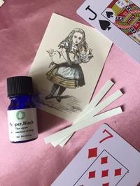 アリスのティーパーティー&読書会@鎌倉開催しました - 「言葉×香り」のアロマセラピー瑠璃色の庭