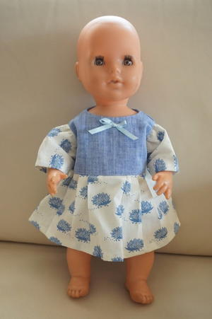 お人形さんのワンピース - YUKKESCRAP