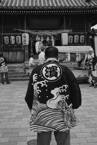囃口流しの男 - YAJIS OFFICE BLOG