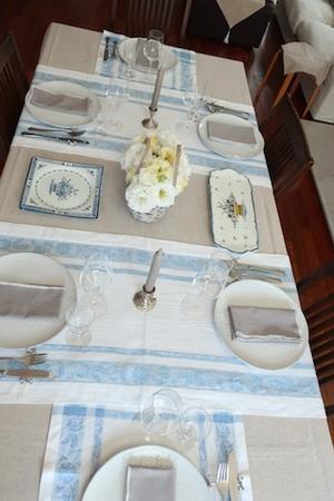 【秋のレッスン:ノルマンディー地方のテーブルと料理】 - Plaisir de Recevoir フランス流 しまつで温かい暮らし