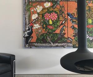 ローズチェア、ルンバ、アスパラ、ブドウの剪定/ Rose Chair, Rumba, Asparagus & Vine Pruning -