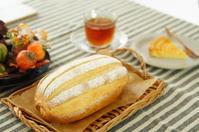ミルクたっぷりミルクハース! - 大阪 北摂 茨木 南茨木 パン教室choco cafe* 初心者歓迎 手ごねパン作り