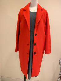真っ赤なコート - ★ Eau Claire ★ Dolce Vita ★