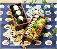 エノキで肉巻き弁当♪ - ☆Happy time☆
