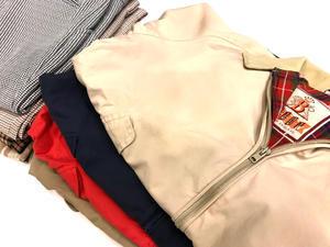 「 今週末のお勧め商品 BARACUTA & SLACKS 」 - GIANT BABY    used&vintage clothing & culture & happy