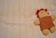 すりきれちゃった膝に継ぎあてを - hanasdiary.exblog.jp