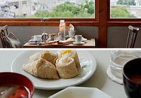 【箕面】coffee&bakes YATT / 季節といなり 豆椿 - ヒビ : マイニチノナンデモナイコト