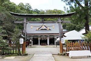 10月19日、徳島市「忌部神社」の「報告式」♪ - すえドンのフォト日記