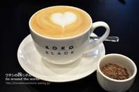 パース駅チカのチョコレートショップのカフェ「KOKO BLACK」で朝ごはん - ワタシの旅じかん Go around the world!