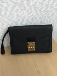ヴィトンのセカンドバッグをお買取しました! - 買取専門店 和 店舗ブログ