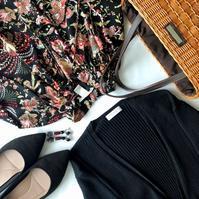 昨日の服 - 晴れ好き女の衣生活メモ