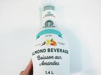 Califia almond milk ノンシュガーのバニラ味、アーモンドミルク - Canadian Life☆カナダ☆
