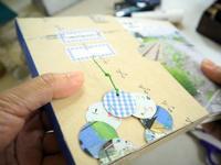 紙工作で旅のアルバムをつくる! - 暮らしをつくる、DIY*スプンク