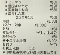 10月16日のお買い物 - ブツヨク日和-年収300万円で目指せ丁寧な暮らし
