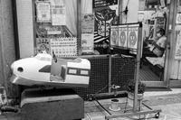 JR環状線 寺田町駅界隈(3) - tonbeiのはいかい写真日記