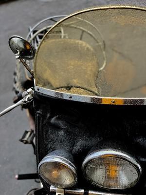 雨でもバイクの方がいい - Cyla motorcycle DEPT.