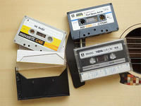 「カセットテープ」のブーム再来だって - アコースティックな風