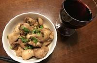 鮭の白子煮で一杯やってます♪ - よく飲むオバチャン☆本日のメニュー