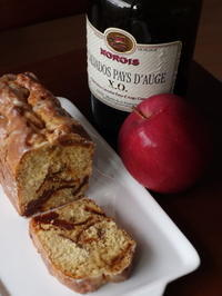大人味の林檎のパウンドケーキ - Baking Daily@TM5