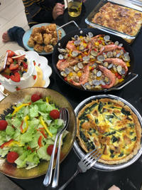 パエリア - 庶民のショボい食卓