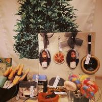 お店の中は何となくクリスマス - Colokobo's Blog