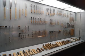 竹中大工道具館の常設展示 - たんぶーらんの戯言