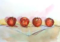 紅玉(りんご)の味 - ryuuの手習い