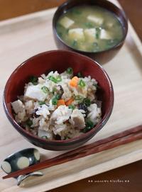 ちんぬくじゅーしー(๑¯﹃¯๑)♪ - **  mana's Kitchen **