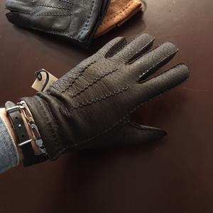 おすすめ英国レザーグローブ - シューケアマイスター靴磨き工房 銀座三越店